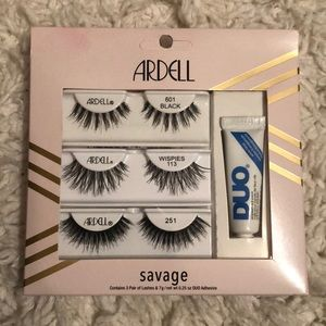 "Ardell ""Savage"" False Lash Set"